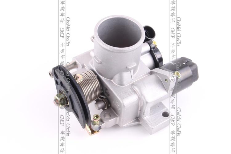 THROTTLE BODY ASSY for chery QQ 372/472 engine Siemens EFI system Throttle valve for Chery QQ SWEET S11372-1107011