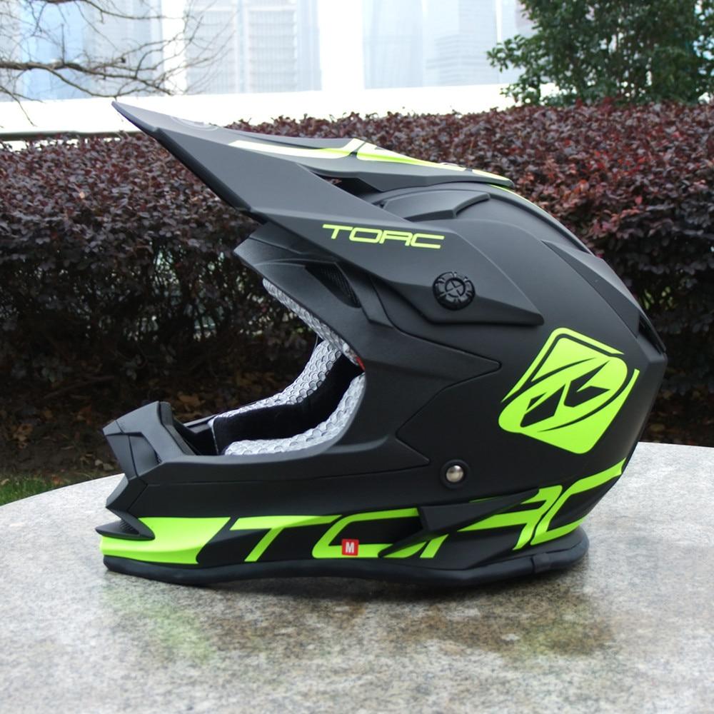 Heißer verkauf TORC T32 casque moto Kenny capacete casco ATV moto rcycle helm off road helm moto kreuz Racing helme ECE Genehmigt