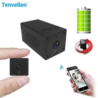IP Wifi Camera Mini Size Smart Home Security Protection Cameras CCTV Surveillance wireless Rechargeable Battery Audio camara wif