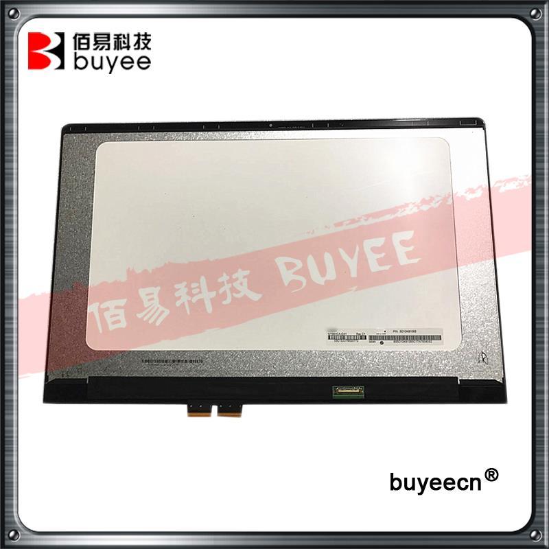 Nuevo LCD Original de 15,6 pulgadas para Lenovo Yoga 710-15 Yoga710 15 FHD LP156WFA-SPA1 pantalla LCD digitalizador táctil montaje 1920*1080
