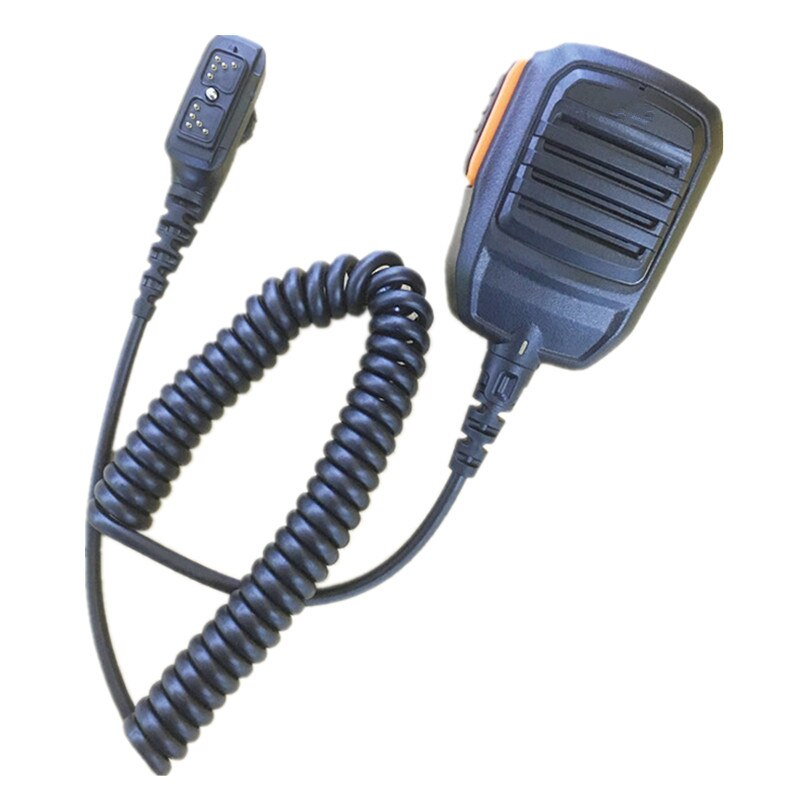 Altavoz de micrófono honghuismart SM18N2 manos libres para Hytera PD700/PD700G/PD780/PD780G/PD780GM/PD788 etc serie PD walkie talkie