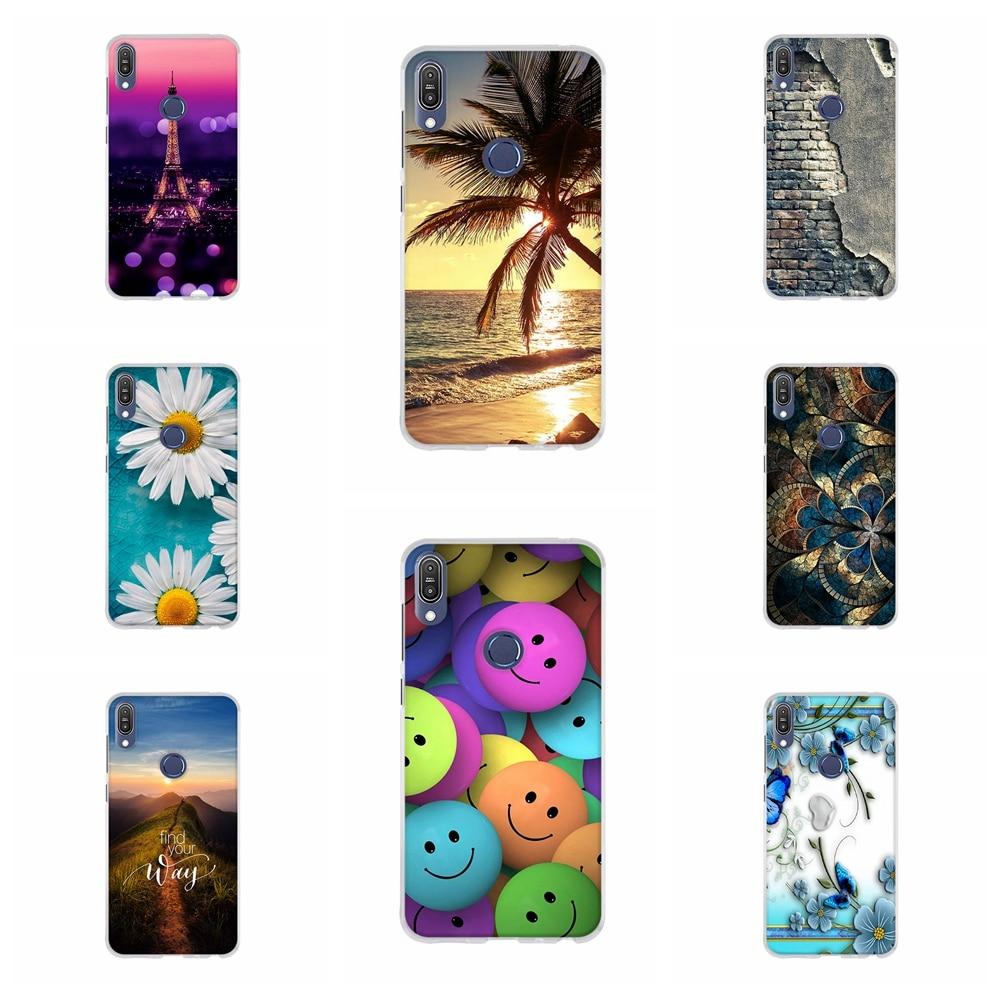 Phone Cover For Asus Zenfone Max Pro (M1) ZB601KL/ZB602K Case TPU Coque For Asus Max Pro (M1) ZB601KL/ZB602K Silicone Bumper Bag
