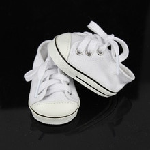 Doll accessories ,white shoes fit  for baby 43cm Doll Children best  Birthday Gift