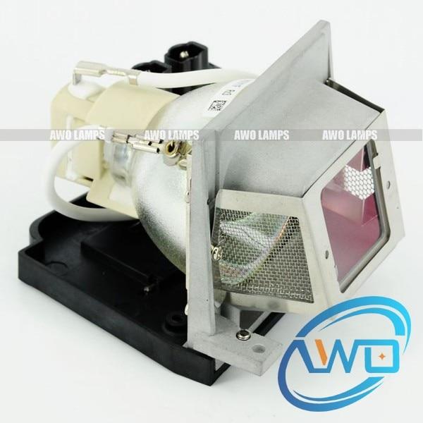 شحن مجاني! RLC-018 متوافق العارية مصباح مع السكن ل فيوسونيك PJ506D/PJ556D العارض