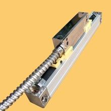 KA500 série haute précision petit capteur de déplacement linéaire mince résolution de réseau numérique 0.5um livraison gratuite