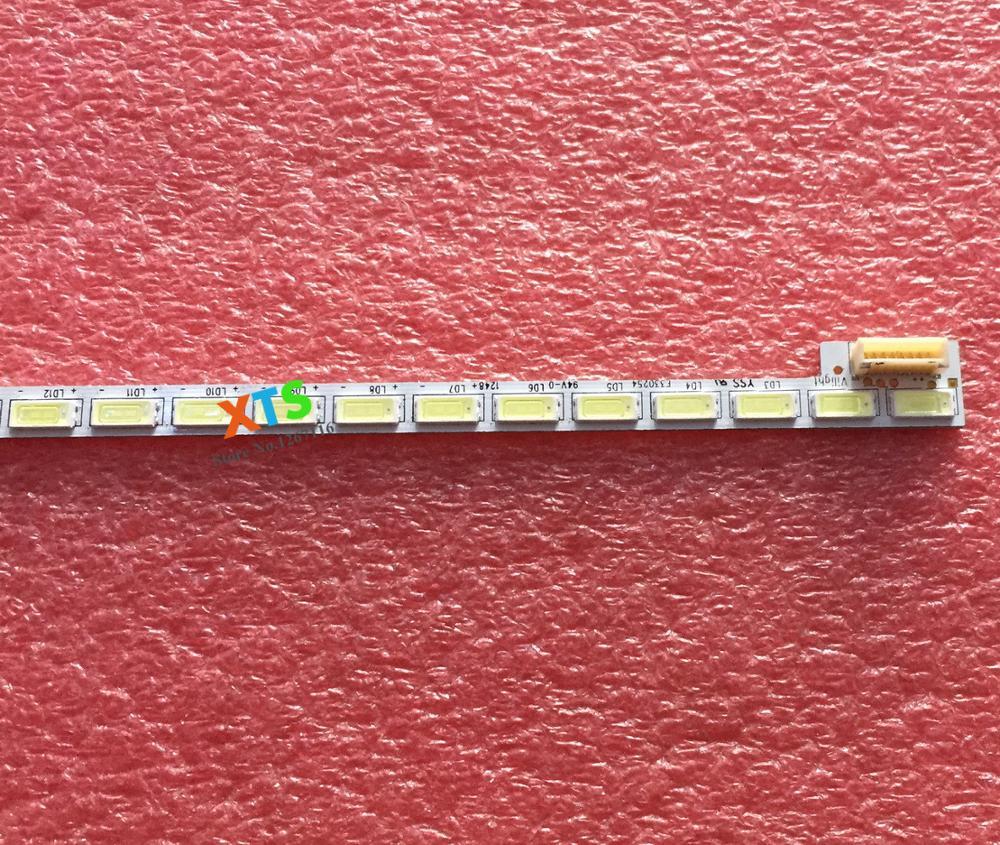 1 pieza = 60LED 525mm LED de retroiluminación para LG 42LS570T T420HVN01.0 74.42T23.001 7030PKG 60ea 42LS5600 42LS560T 42LS570S 42LS575S