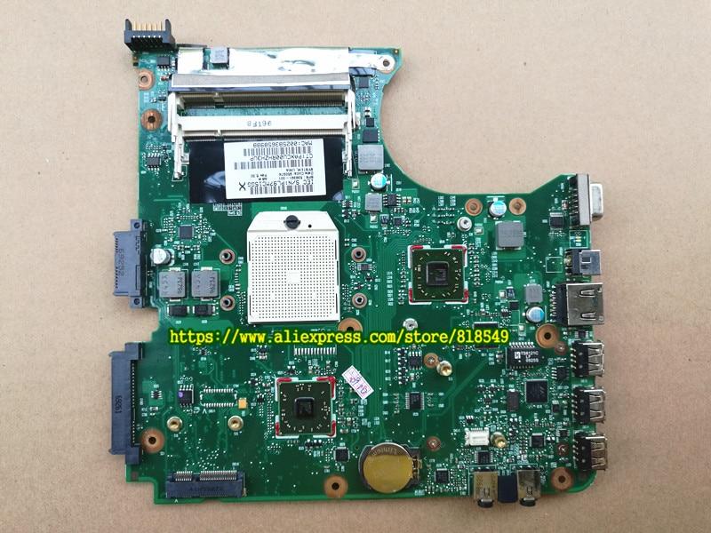 Материнская плата для ноутбука 538391-001, подходит для HP Compaq 515 615 CQ515 CQ615, основная плата для ноутбука, DDR2 SOCKET S1