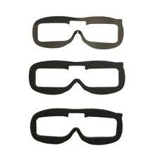 Hoge Kwaliteit 3 PCS Fatshark Vervanging Faceplate Foam Pads Voor FPV Bril