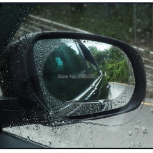 Espejo retrovisor para coche Anti niebla impermeable película protectora para Lexus RX350 RX300 IS250 RX330 LX470 IS200 LX570 GX460 GX ES LX IS