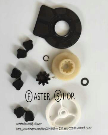 power motor repair kits for 0008202808 Mercedesbenz 3341/4141 MB Actros MP2 LINKS bis2008