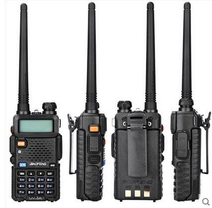 Professional Walkie Talkie 10 KM UHF VHF 5W UV-5R uv With Flashlight VOX FM CB Transceiver 2 Way Radio Communicator baofeng uv5r