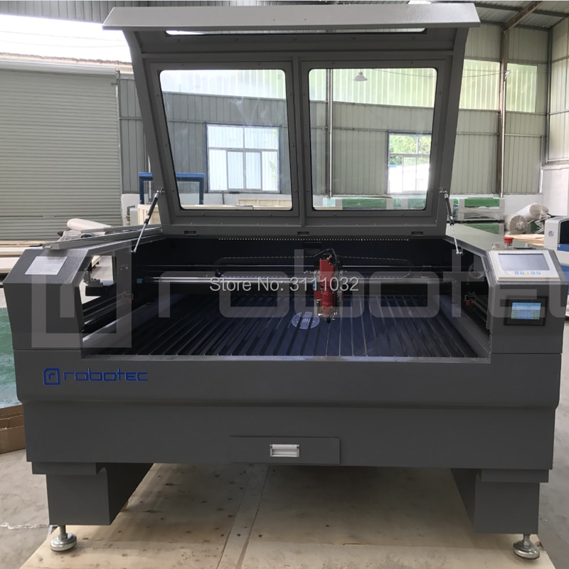 1300*900mm 2mm máquina de corte láser de metal de acero inoxidable Reci 150w 180w acero cnc grabador láser con CE/máquina de corte de madera