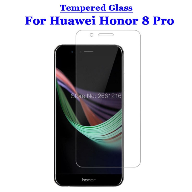 For Huawei Honor 8 Pro / 8Pro Tempered Glass 9H 2.5D Premium Screen Protector Film For Huawei Honor