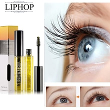 LIPHOP Brand Powerful Eyelash Growth Treatments Liquid Eye lash Serum Makeup Enhancer Longer Thicker Grow In 28 days 8ml