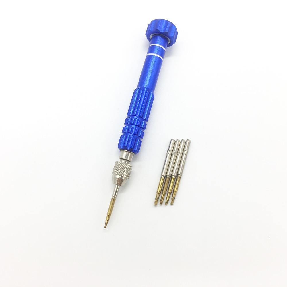 Kit di strumenti di riparazione 5 in 1, cacciaviti di precisione, set - Utensili manuali - Fotografia 2