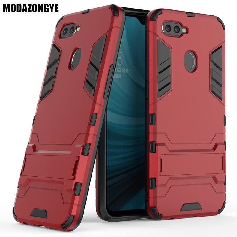 OPPO A5S Case OPPO AX5S Case Hybrid Silicone + TPU Cover Phone Case OPPO A5S CPH1909 CPH 1909 OPPOAX5S OPPOA5S Case