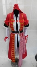 2016 APH axe puissance Hetalia grande-bretagne royaume-uni angleterre Pirate Cosplay Costume de fête sexe inversé Rosa Costume