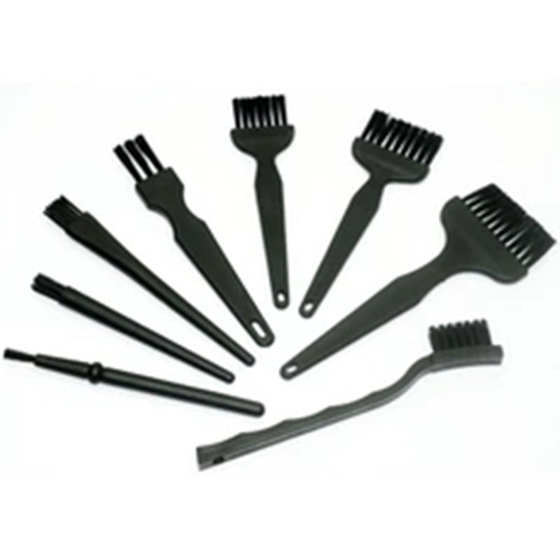 8pcs Anti Static Brush ESD Safe Synthenic Fiber Details Cleaning Brush Tool For Mobile Phone Tablet
