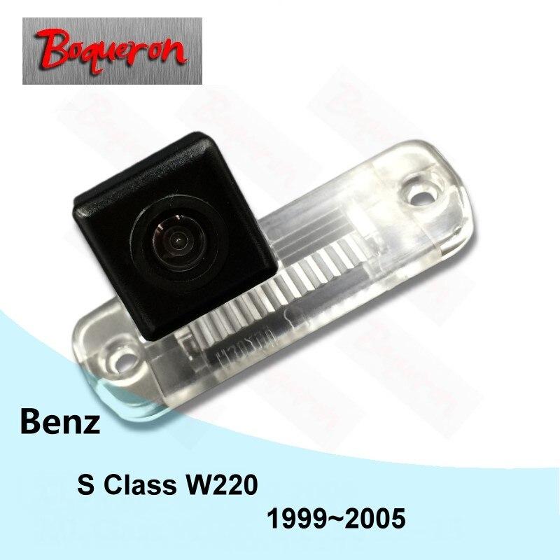 Для Mercedes Benz MB S Class W220 1999 ~ 2005 Автомобильная камера заднего вида HD CCD ночное видение резервная камера заднего вида NTSC PAL