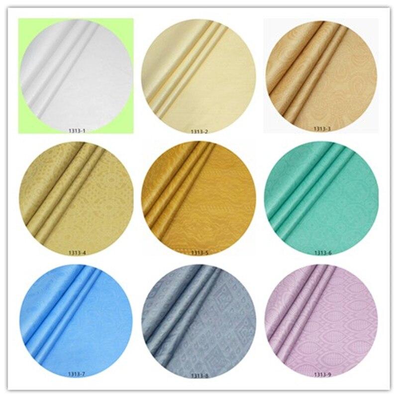 bazin riche getzner 2019 lace fabric atiku fabric for men ankara fabric high quality african sewing material 10yard/lot 1313-1