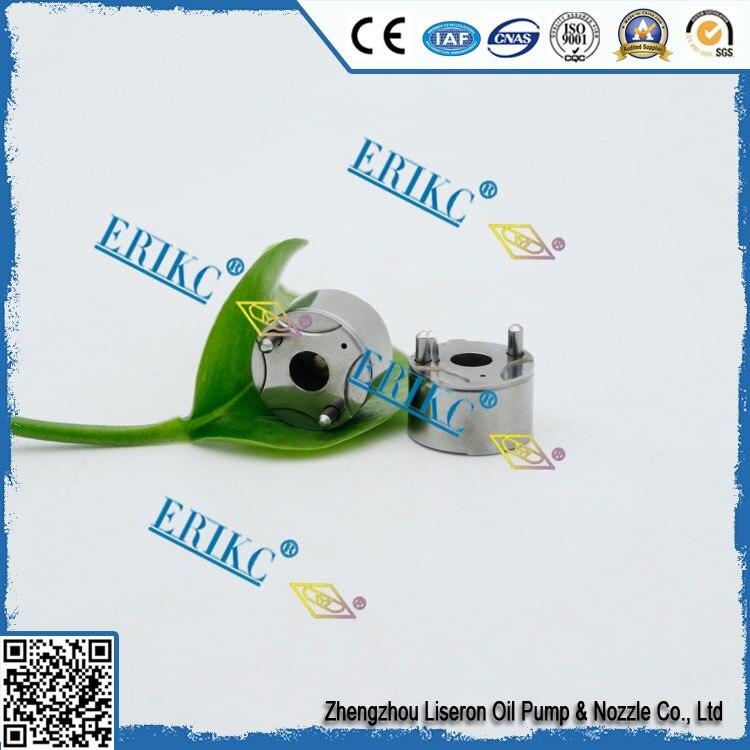 ERIKC-PLACA adaptadora profesional con logotipo personalizado, espaciador de inyector, 9308-617R, 9308617R, 9308z617R,...