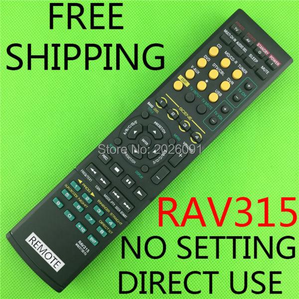Remote Control For Yamaha RXV561 HTR-6050 RX-V361 WK22730EU Home Audio