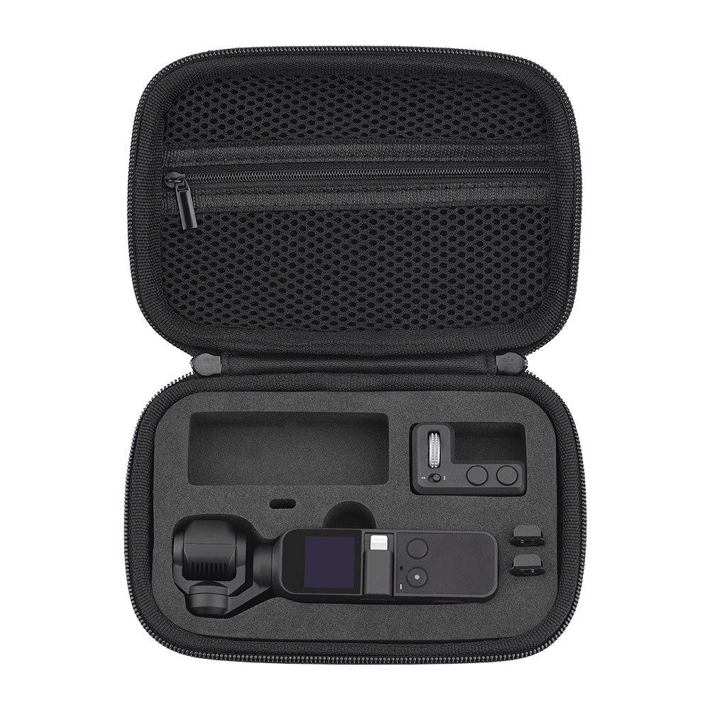 Bolsa de mano de almacenamiento de viaje portátil impermeable para cámara cardán de bolsillo DJI Osmo BUS66