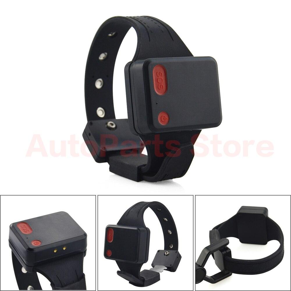 Rastreador GPS MT60X para pulsera de tobillo de prisionero, cerradura de llave, pulsera, rastreador con correa para los presos, prisioneros, Parolees