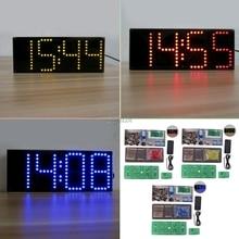 ECL-132 Kit de bricolage supersize écran LED affichage électronique avec télécommande en gros et livraison directe