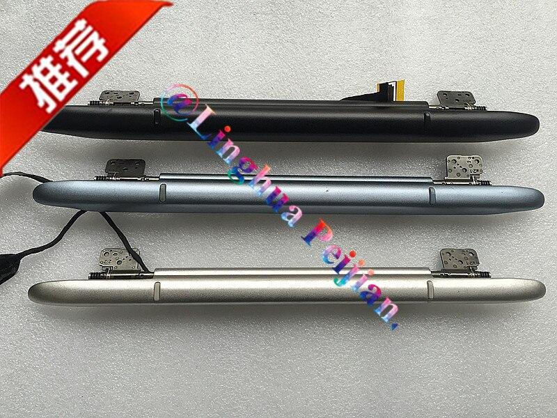 Nuevas bisagras cable LVDS de LCD de cubierta para Samsung ATIV Tab XE700T1C cabezal de pantalla eje Junta teclado Base línea 11,6 pulgadas BA39-01314A