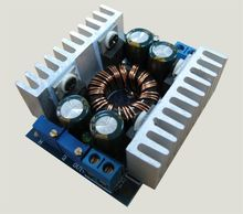 Convertisseur 100W DC-DC Boost / Buck CC CV 5-30V à 1.25-30V 8A 5V 12V/24V 19V régulateur de tension