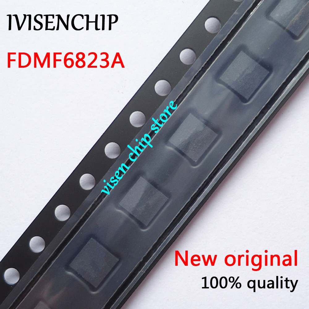 5-10pcs FDMF6823A FDMF6823 6823A QFN-40
