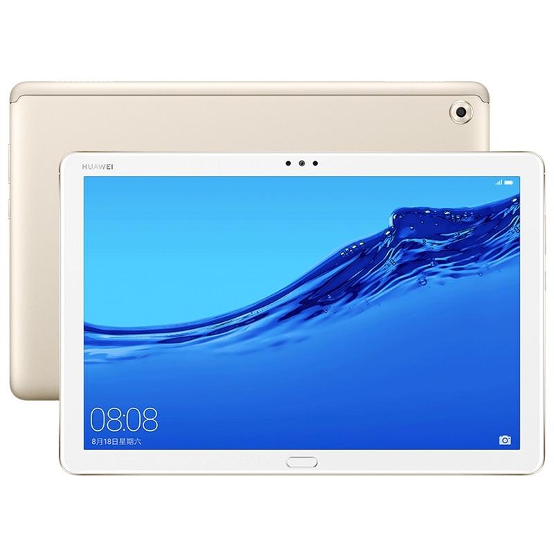 Huawei mediapad m5 lite BAH2-W09 wifi tablet pc 10.1 polegada 4 gb ram 128 gb rom android 8.0 hisilicon kirin 659 octa núcleo gps 8.0mp