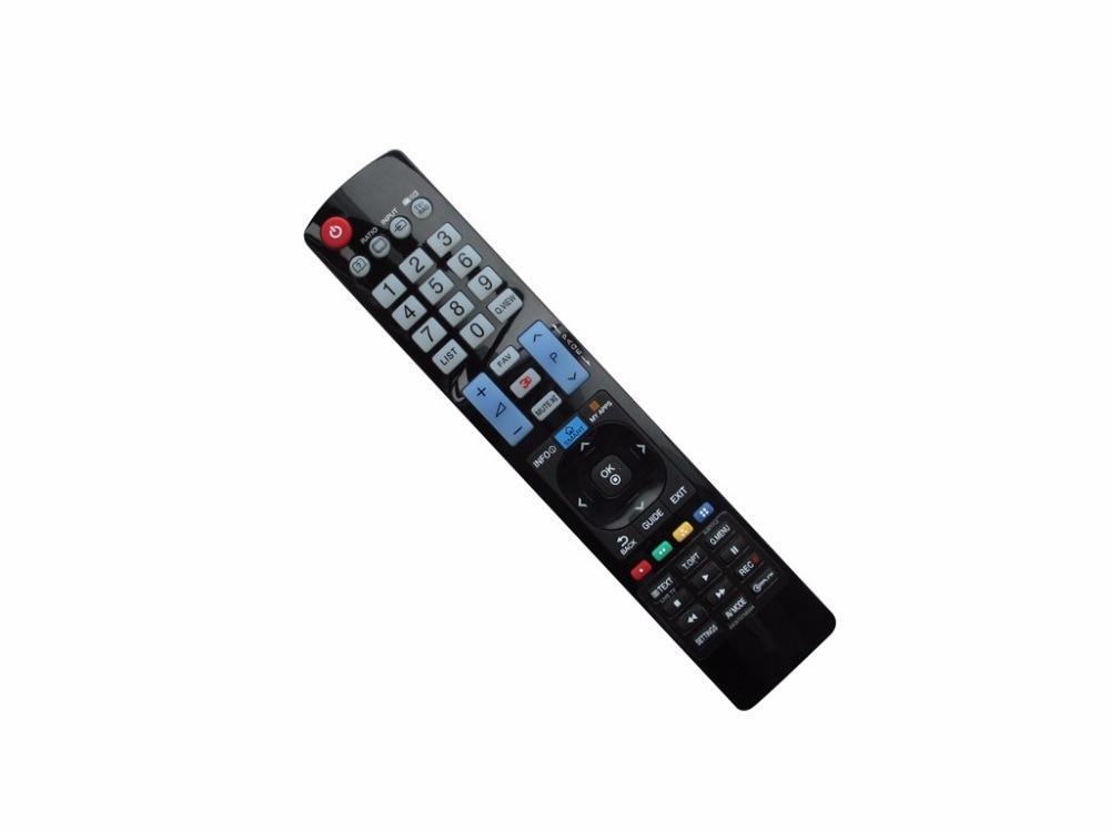 Control remoto para LG 55LM670S 42LM640 42LM660 42LM670 42LM760 42LM860 47LM620 47LM640 47LM660S 55LM760S 3D inteligente LED HDTV TV