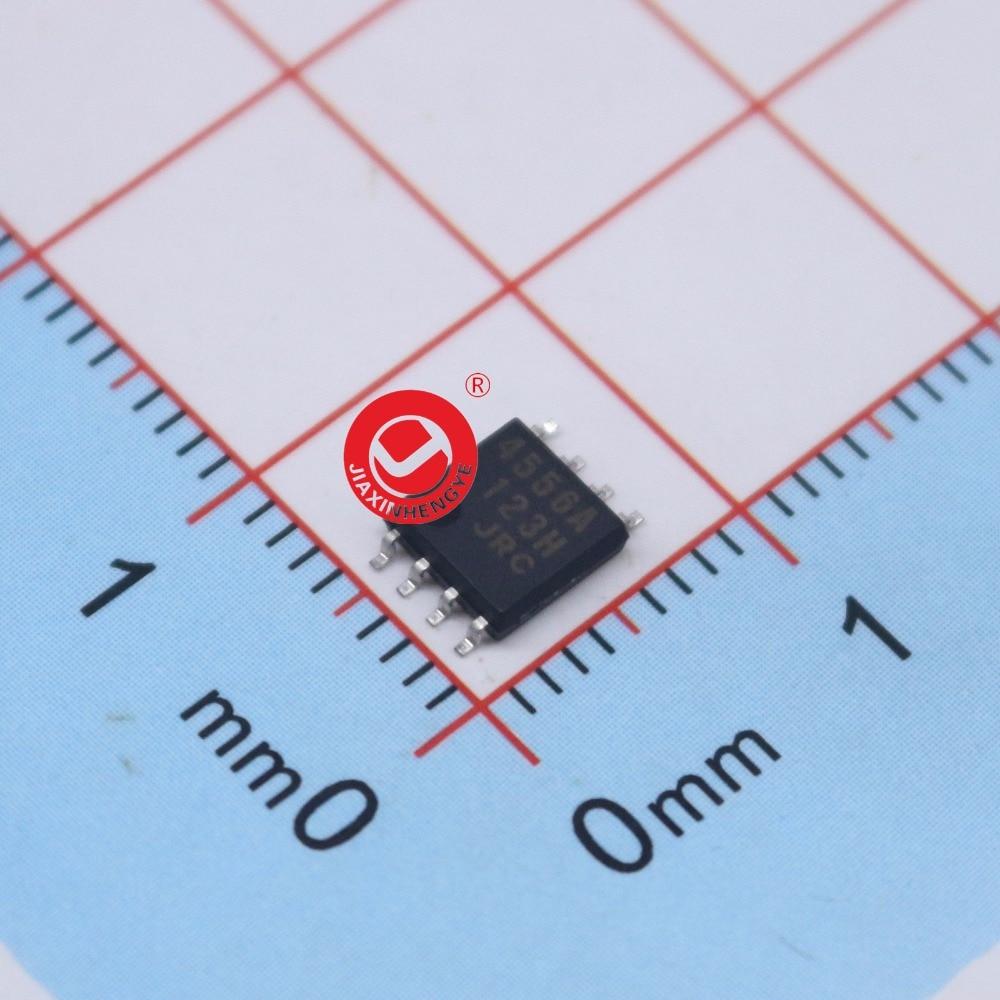 NJM4556AM NJM4556 4556A SOP-8 Original y nuevo 50 unids/lote envío gratis