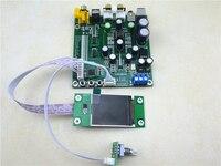 ES9038 Q2M DAC Decoder Board IIS DSD Fiber Coaxial Input 384k