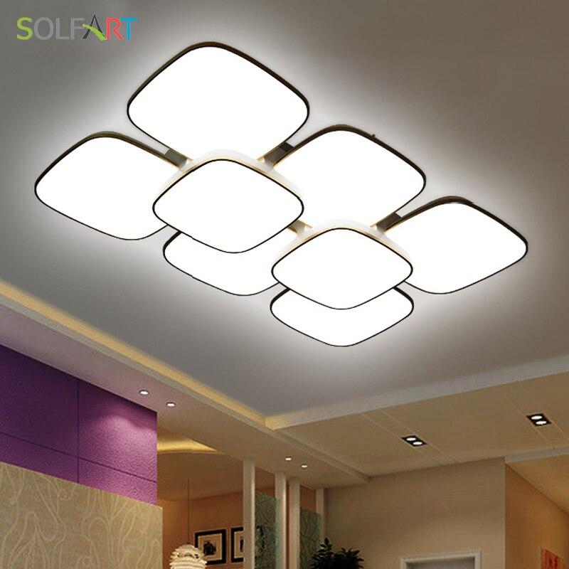 Lámpara de solfart luces de techo accesorio curvado moderno led chip atenuador led redondo para techo dormitorio luces de techo CS89803