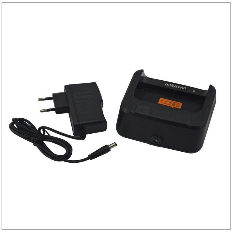 Портативное настольное зарядное устройство для рации с адаптером переменного тока для LEIXEN NOTE 25 Вт, Портативное двухстороннее радио