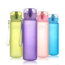 PURANKA Mein Weihnachten Geschenk Flasche 400ML 560ML Tour Outdoor Sport Schule Leck Beweis Dichtung Wasser flasche Kunststoff Tritan drink BPA FREI