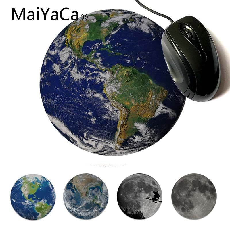 MaiYaCa новый дизайн, игровые скоростные мыши для земли, розничная продажа, маленький резиновый коврик для мыши, индивидуальный ваш собственны...