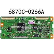 Gratis verzending Goede test T-CON board voor 32LH30RC-TA 6870C-0266A LC320WUN CONTROLE PCB