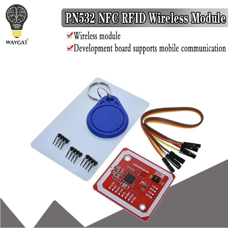 NFC RFID беспроводной модуль PN532, 1 комплек