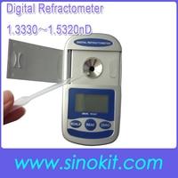 Professional 1.3330-1.5320nD Digital Refractometer - PDR153
