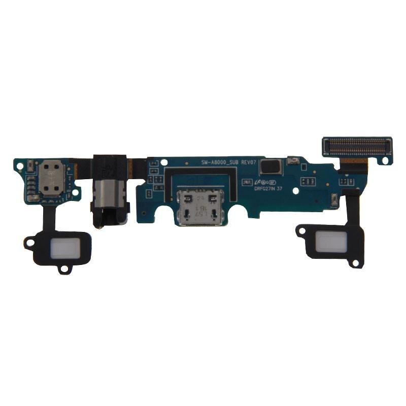 Puerto de carga Flex Cable para Galaxy A8/A8000