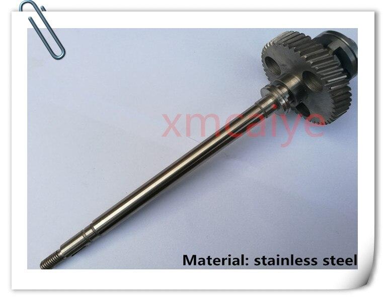 تروس SM52 SM52 ، مادة الفولاذ المقاوم للصدأ G2.030.201 ، R2.030.207 ، MV.101.755/02 MV.022.730/01
