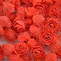 Розы 3,5см 50шт #1