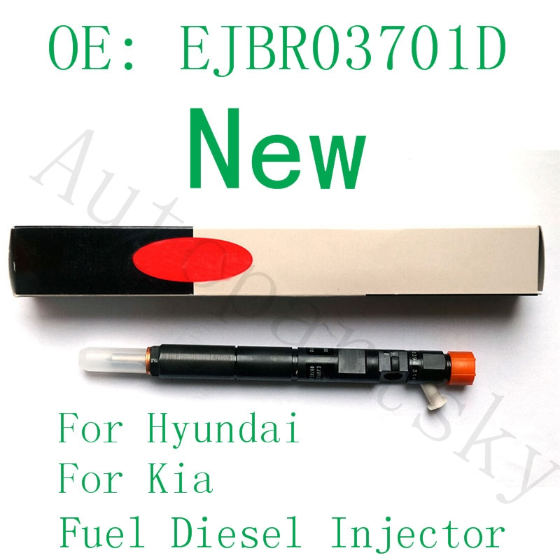 338004X800 OEM nuevo inyector de combustible Diesel OEM para Delphi para Hyundai Terracan para Kia Canival 338014X800 33801-4X800