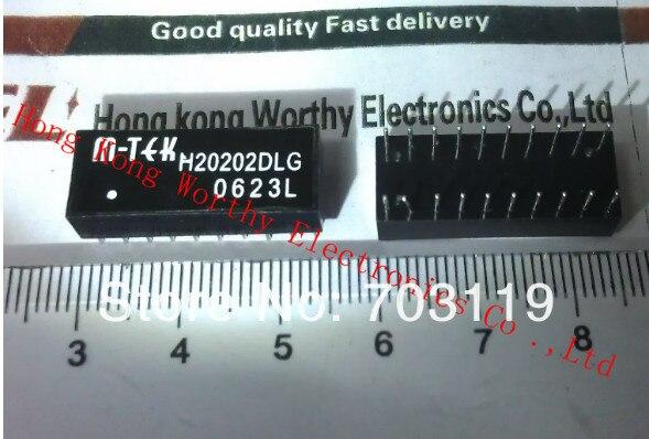 شحن مجاني 10 قطعة/الوحدة H20202DLG H20202D H20202 DIP-20