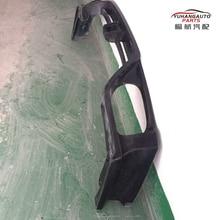 Başına skyline R35 GTR 2013 Ver Varis Labbro Posteriore Çinde Fibra di Vetro
