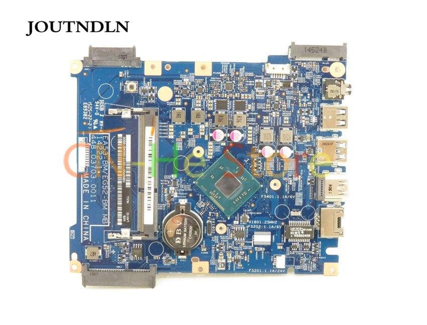 JOUTNDLN для acer aspire ES1-512 материнская плата для ноутбука NBMRW11001 EA53-BM EG52-BM MB 14222-1 448.03703.0011 w/N3540 процессор